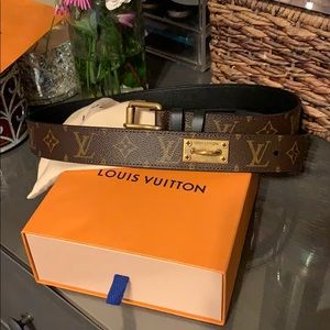 🔥FINAL SALE MENS LOUIS VUITTON BELT🔥
